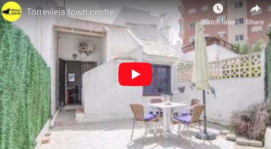 Torrevieja - Bargain cheap Bungalow.