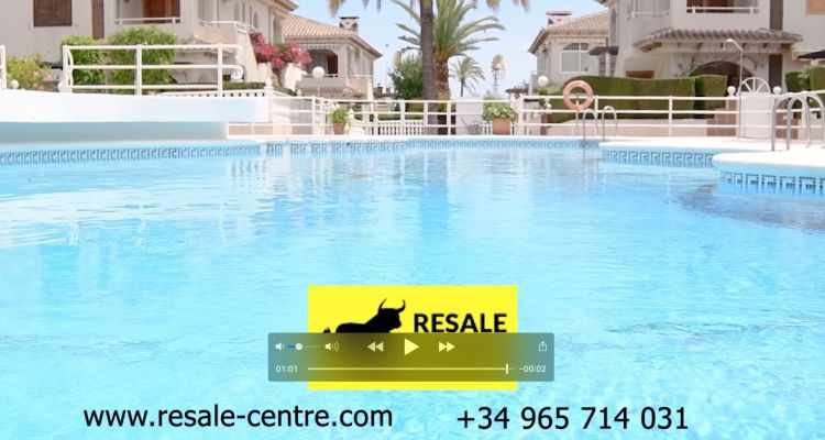 Orihuela Costa - bargain property.
