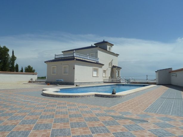 Sale - Villa - Lomas de La Juliana
