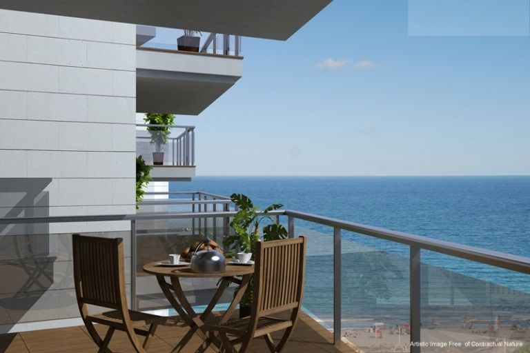 New Build - Apartments - Arenales del Sol