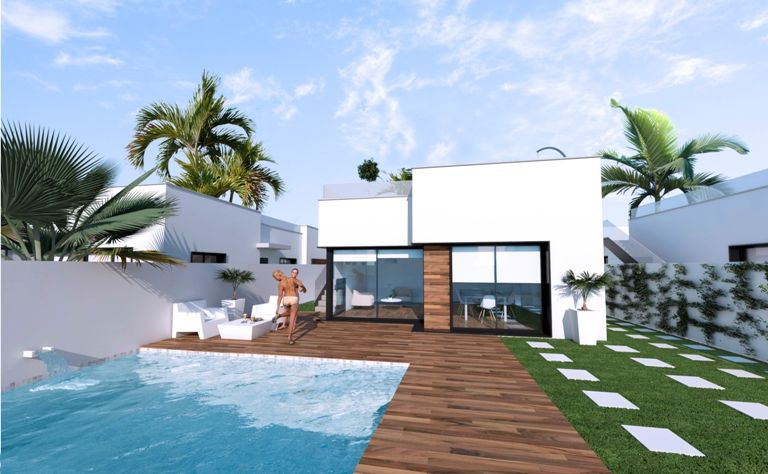 New Build - Villa - Roda