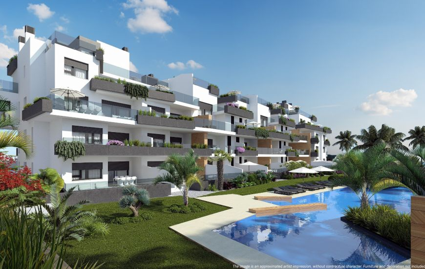 New Build - Apartments - Los Dolses