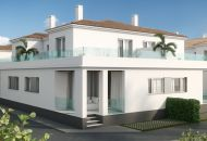 New Build - Quad Villa - Orihuela Costa