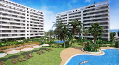 Apartments - New Build - Orihuela Costa - Orihuela Costa