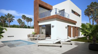 Semi Detached - New Build - Daya Vieja - Daya Vieja