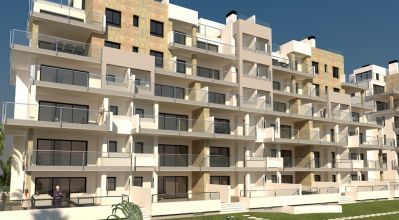 Apartments - New Build - Mil Palmerales - Mil Palmeras
