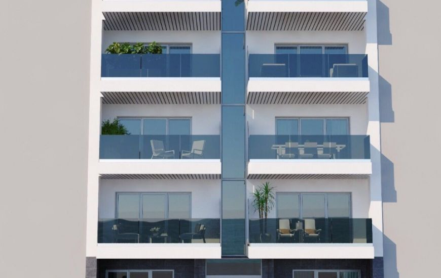 New Build - Apartment /Flat - Torrevieja