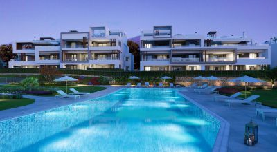 Apartments - New Build - Estepona - Estepona