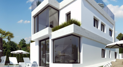 Villa - New Build - Los Balcones - Los Balcones, Torrevieja