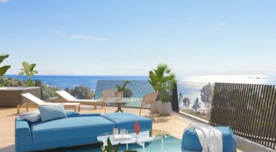 Apartments - New Build - Villajoyosa - Villajoyosa