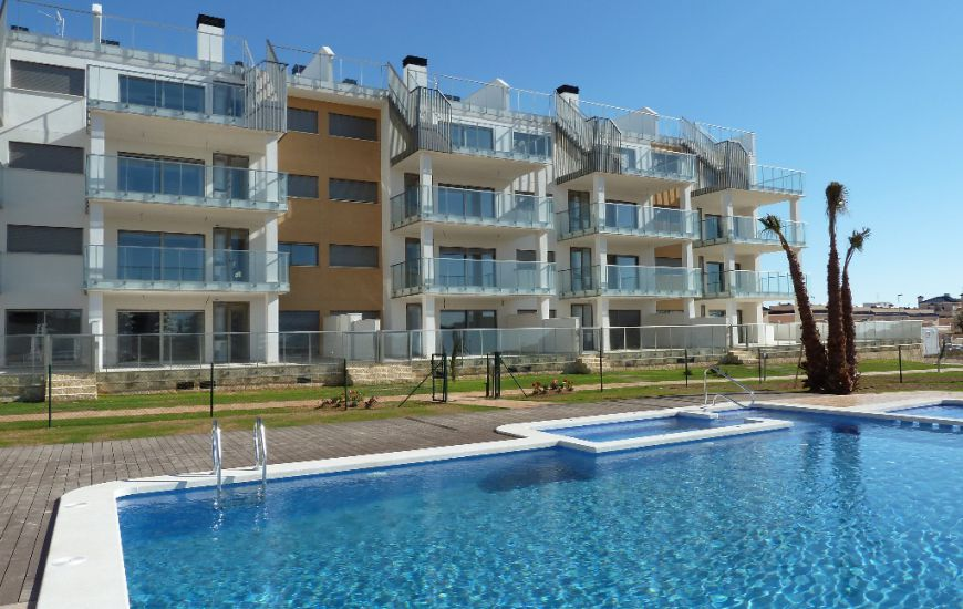 New Build - Apartments - Villamartin