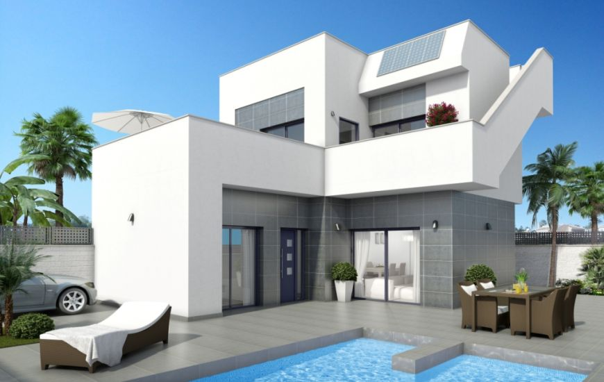 New Build - Villa - Lo Marabu