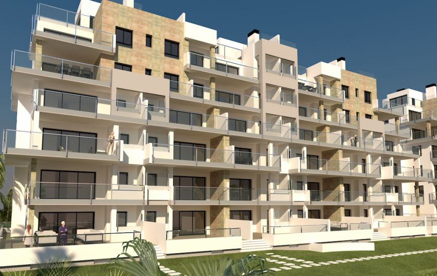New Build - Apartments - Mil Palmerales - Mil Palmeras