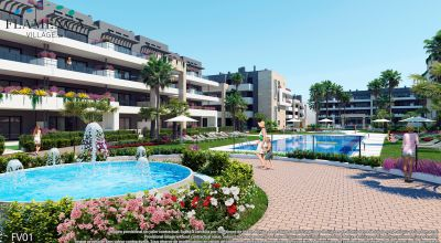 Apartments - New Build - Playa Flamenca - Playa Flamenca