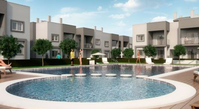 Rijtjeshuis - New Build - Torrevieja - Torrevieja