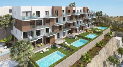 Apartments - New Build - Las Ramblas - Las Ramblas