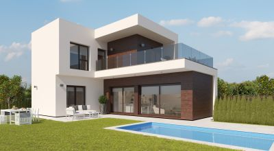 Villa - New Build - Roda - Roda