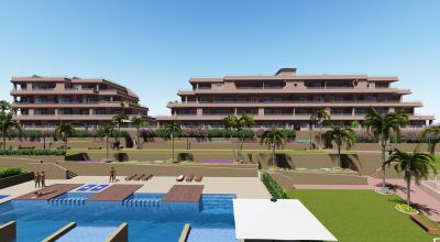 Apartments - New Build - Los Dolses - Los Dolses
